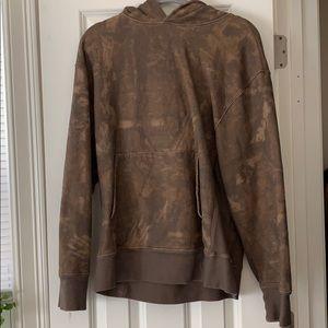 Yeezy Season 3 camo sweatshirt